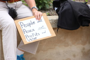 June 2, 2018 - Voices for Peace Rally